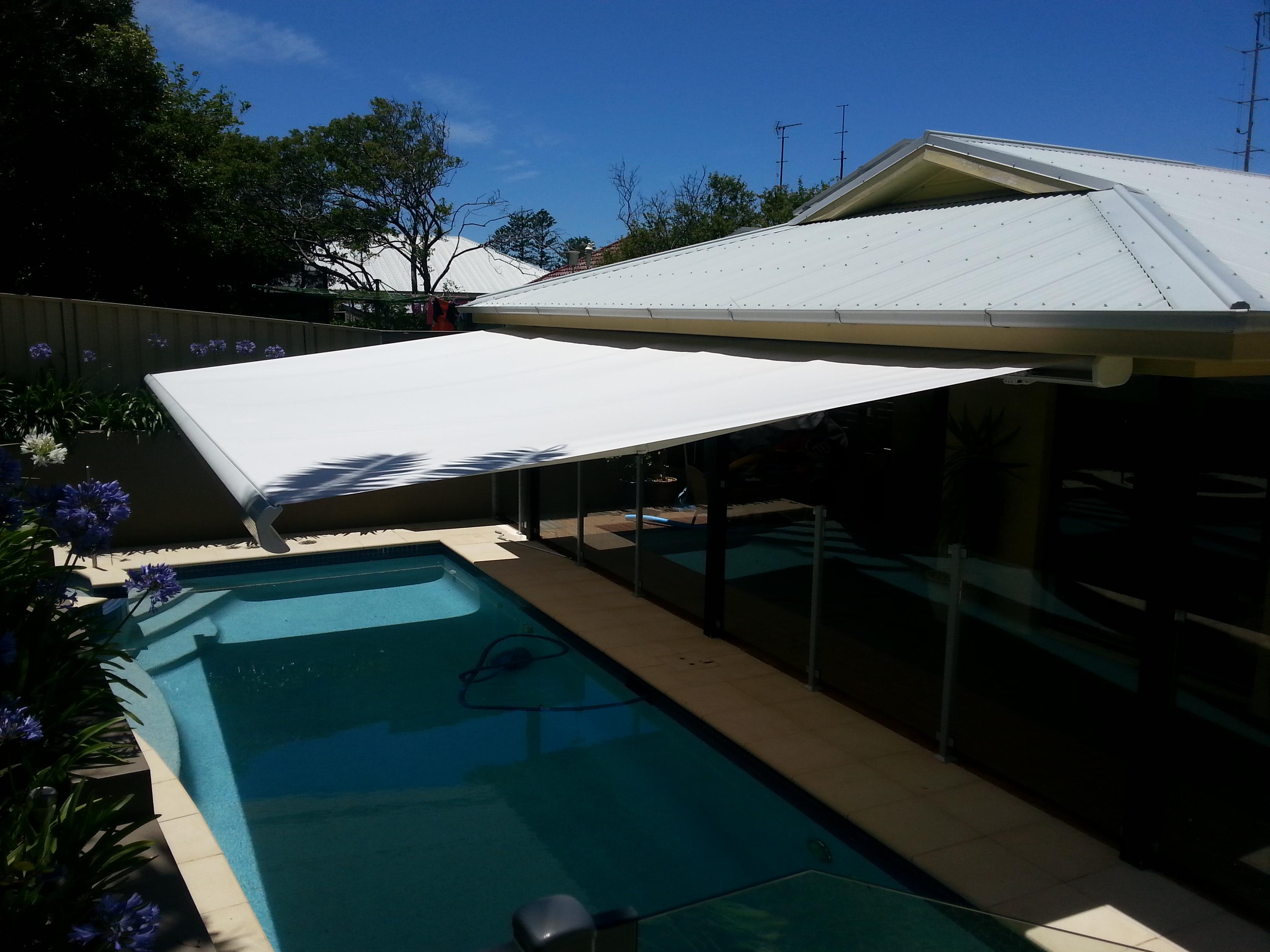 Folding Arm Awnings Sydney Exterior Sun Screens