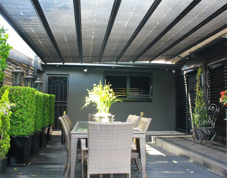 patios alfresco roof awnings exterior sunscreens