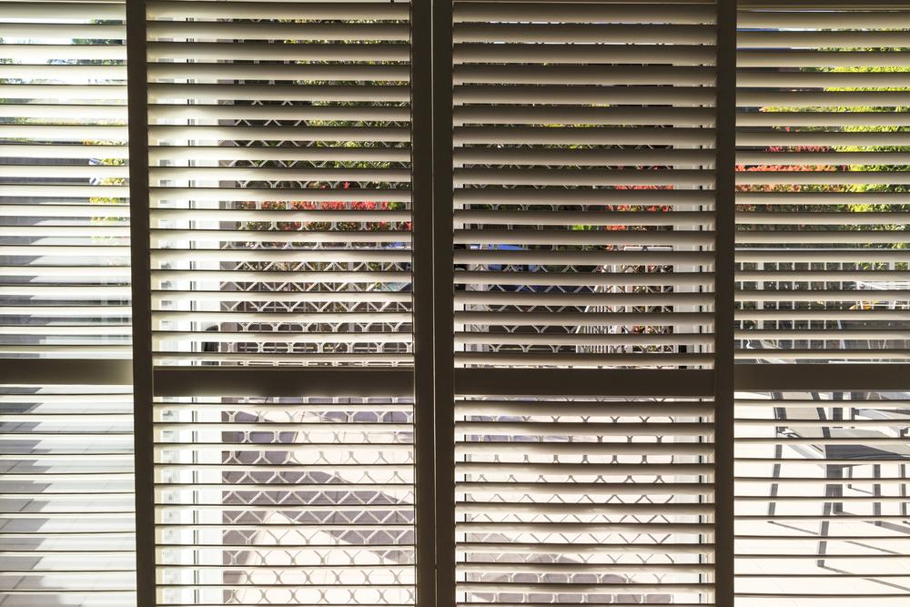 plantation shutters for stylish homes image