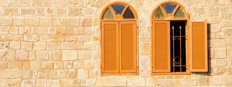 Outside shutters image