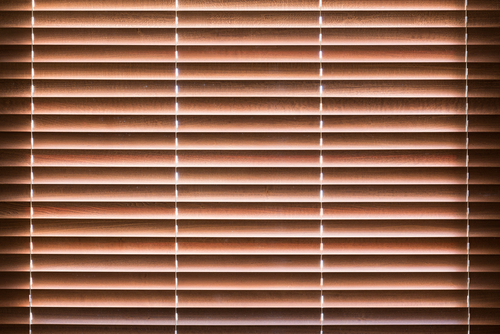 a picture of Alfresco Wooden Blinds