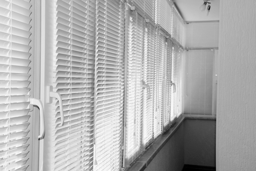 Window Shutters installed in a modern home