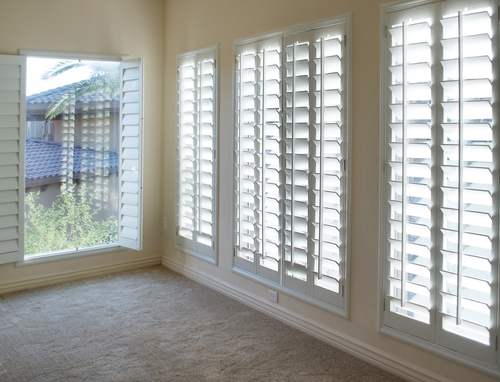 What is the Cost Per Window for Installing Plantation Shutters?