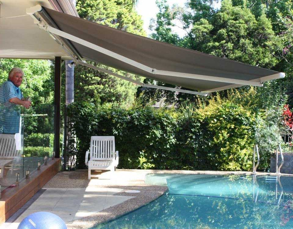 Motorised Blinds In Sydney Automatic Awnings