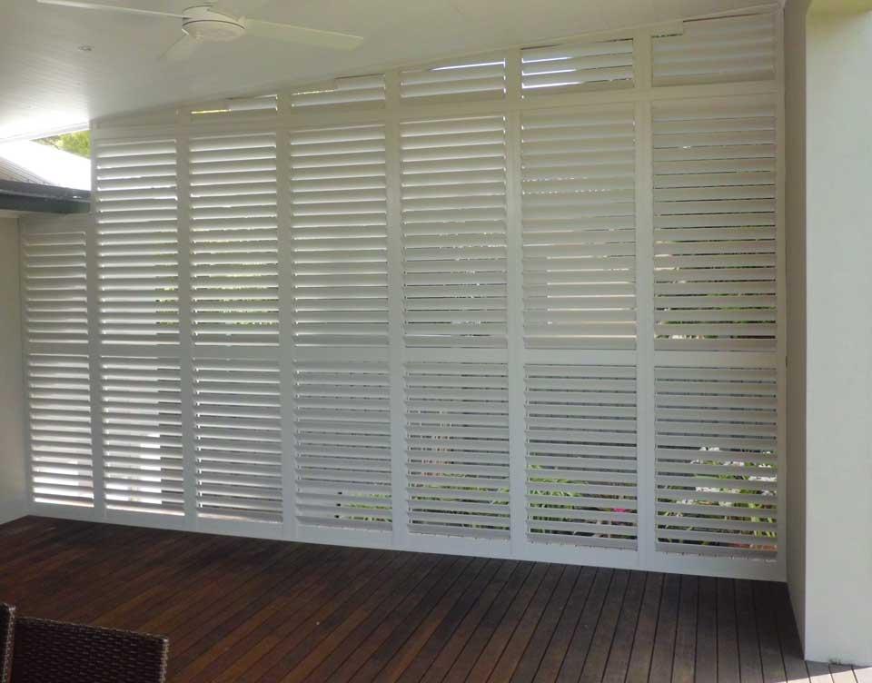 Exterior Plantation Shutter Rialto Shutters Sydney