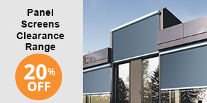 Panel Screens Clearance Range