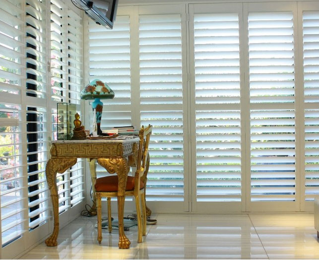 Plantation Shutters in Australia - Hand-Crafted Shutter