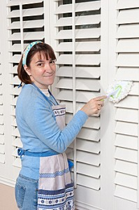 Keeping your Window Shutters Clean and in Excellent Condition