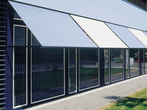 Save Energy with Window Awnings Image