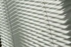 Image of white window blinds by Shutters Australia