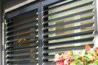image of an aluminium plantation shutters