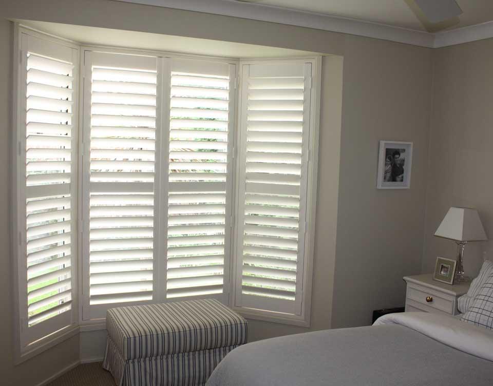 Window Blinds For Bedrooms Exterior Interior