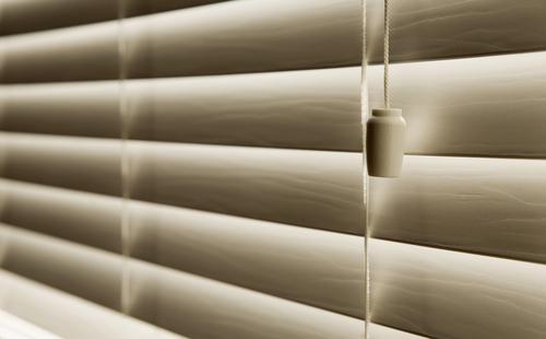 Investing in White Slatted Blinds