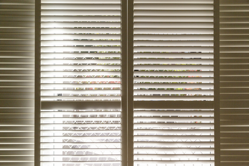 Image of an Outdoor Shutters