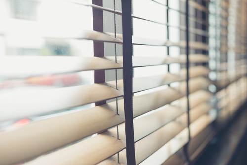 picture of Timber Venetian Blinds