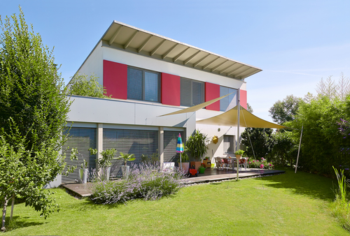 image of awnings for home by Shutters Australia