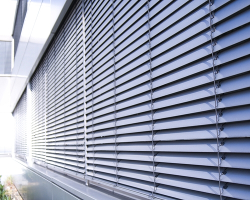Retractable Outdoor Blinds, Image by Shutters Australia