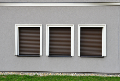 Australian outdoor blinds image by Shutters Australia