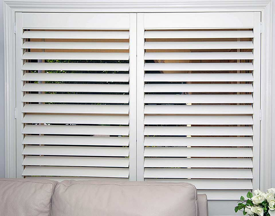 Image of a plantation shutters by Shutters Australia