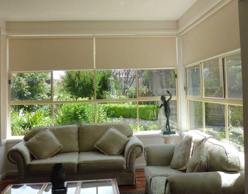 Image of a high quality roller blinds in sydney
