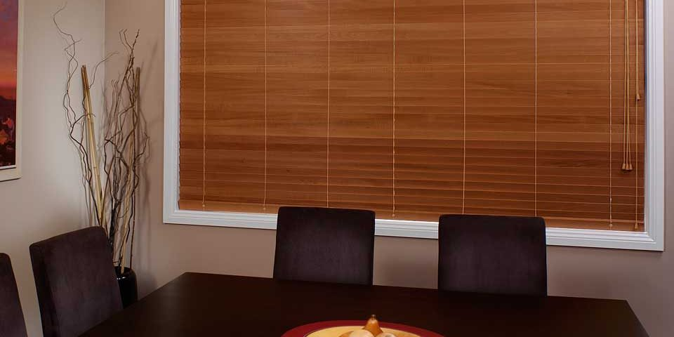 image of a high quality venetian blinds by Shutters Australia
