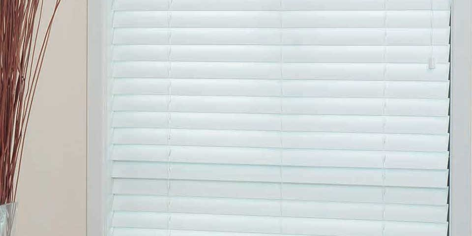 Image of a interior venetian blinds, Image by Shutters Australia