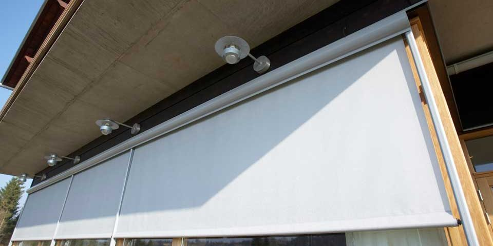 Image of window awning by Shutters Australia